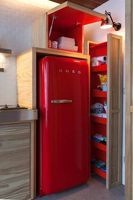 25 Colorful Fridge Ideas Modern Kitchen Appliances In