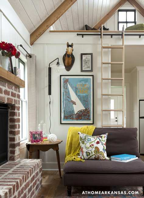 22 Small Homes Featuring Modern Interior Design And