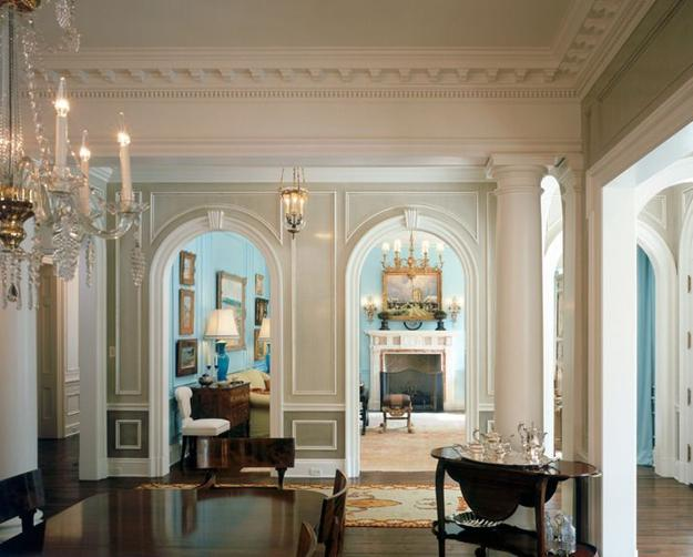 Classy Arches In Modern Interior Design And Decorating