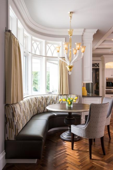 15 Bay Window Designs And Decorating Ideas Creating Pretty Modern Interiors