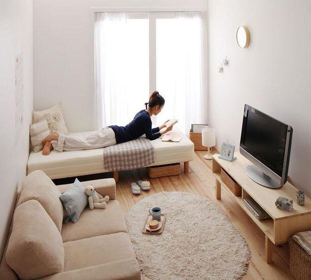 Modern Interior Design For Small Rooms 15 E Saving