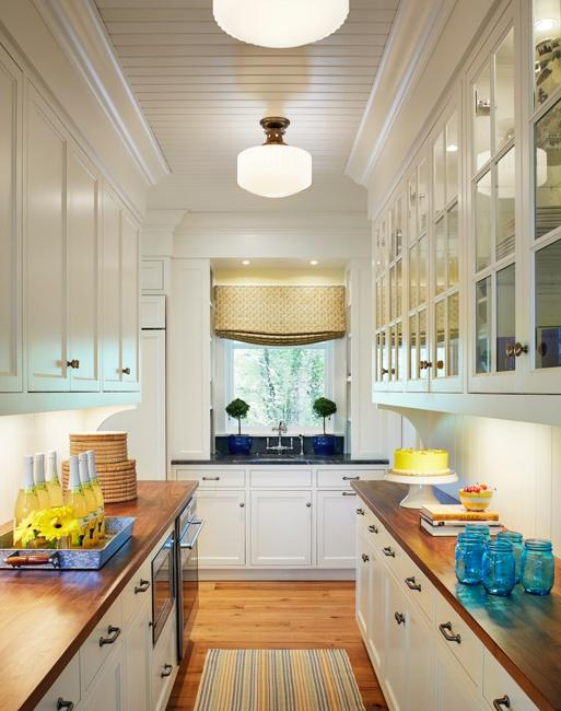 Small Kitchen Design Without Island