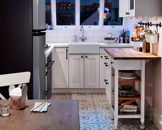 Ways To Open Small Kitchens Space Saving Ideas From IKEA