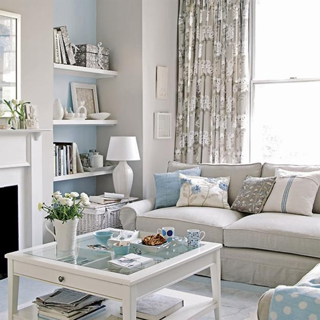 Simple Modern Ideas for Small Living Rooms to Fool the Eyes