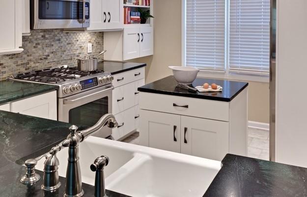 21 Space Saving Kitchen Island Alternatives For Small Kitchens