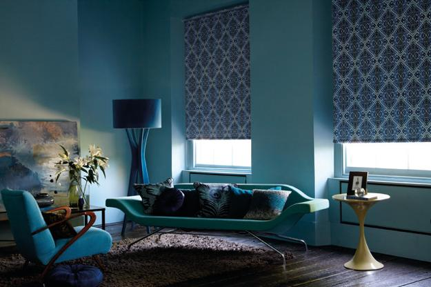 Popular Blue Color Hues For Interior Design And Decor