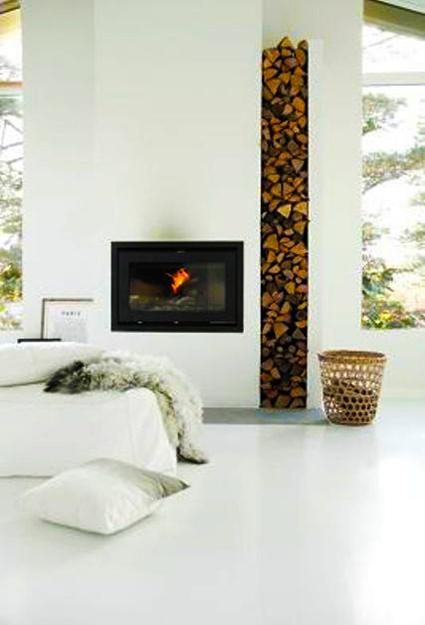 Improving Fireplace Designs And Creating Cozy Rooms With