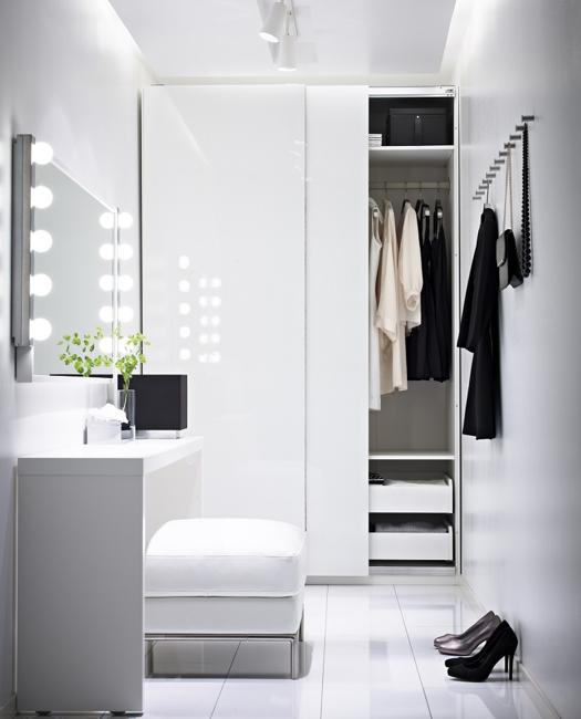 Sliding Closet Doors to Hide Storage Spaces and Create ...