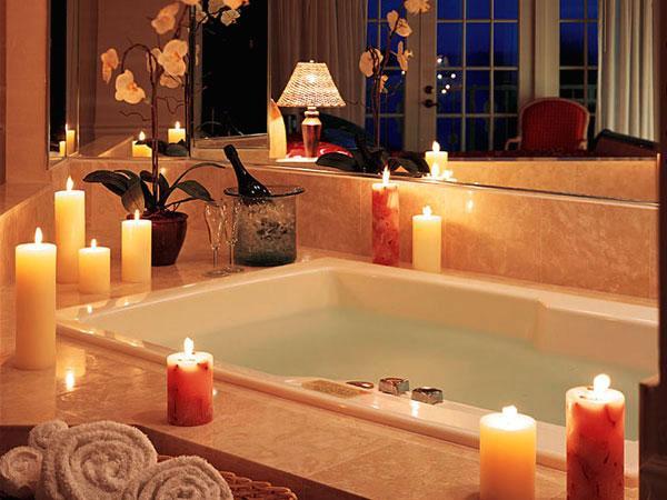 22 Sensual Valentines Day Ideas Romantic Bathroom And Tub
