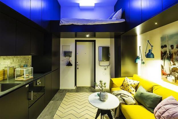 unusual color design and lighting ideas