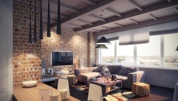 25 Modern Lighting Ideas For Stylish Loft Living Spaces