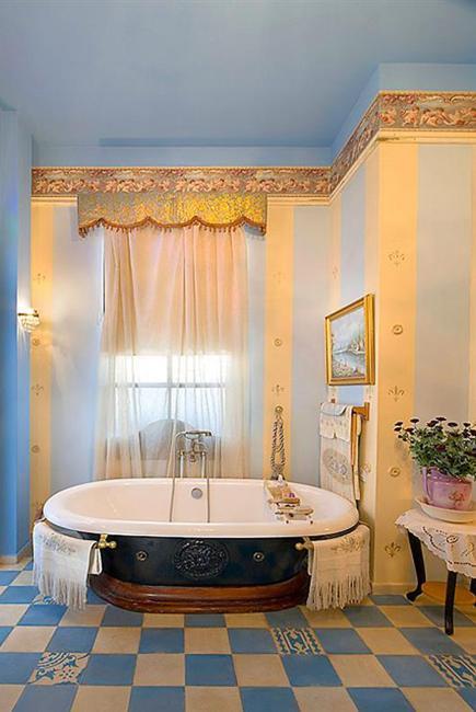 Peach Orange And Blue Color Schemes For Interior Design