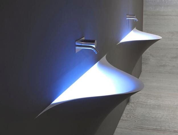 bathroom design trends in modern sinks