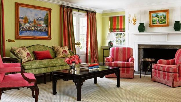 Pink Purple And Green Color Schemes 20 Modern Interior