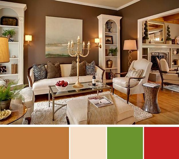 6 Holiday Treats Inspiring Interior Design Color Schemes