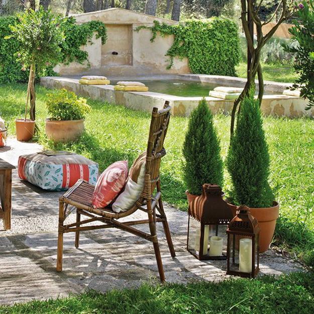 beautiful patio ideas in spanish style