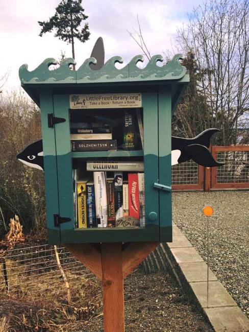 Cute Little Free Library Design Ideas Recycling For Gifts