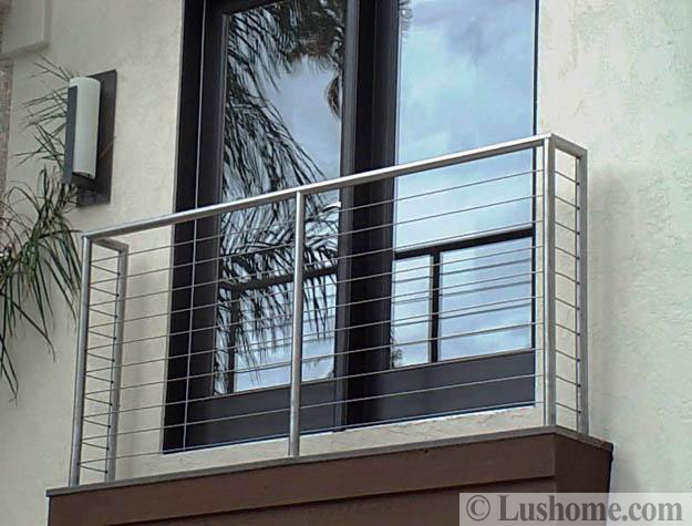 French Balcony Designs Ideas For Decorating House Exterior Walls