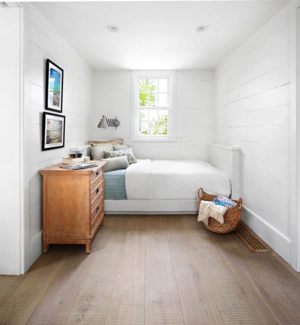 Narrow or Small Rooms, Bedroom Design Ideas