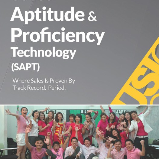 Sales Aptitude & Proficiency Technology (SAPT)