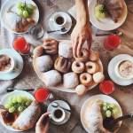 Una ricca colazione
