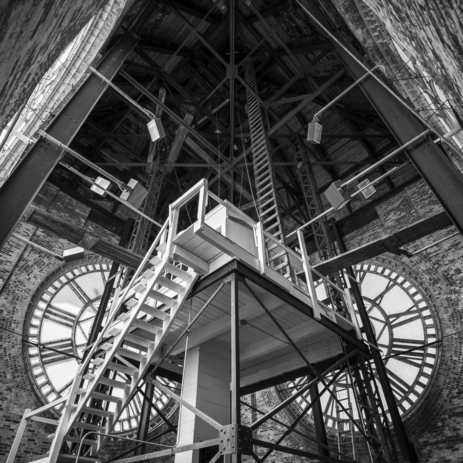 Ayer Mill: Clock House