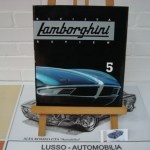 Lamborghini rivista (review) IT/EN. Hardcover. Comes in a limited edition of 2000 numbered copies. This is number 79. Price euro 55,00