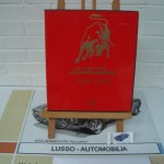 Automobili Lamborghini: Catalogue raisonne, 1963-1998. Hardcover with slipcase. Price euro 150,00