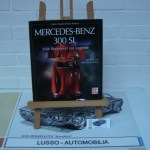 Mercedes- Benz 300 SL. Vom Rennsport zur Legende. by Engelen, Günter; Riedner, Mike; Seufert, Hans-Dieter.Hardcover. Language German. Price euro 125,00