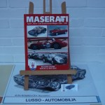 Maserati. Sport-, Renn- und Granturismo-Wagen 1926-1991 by Crump, Richard,LaRive Box, Robert de. Hardcover. Language German. Price euro 50,00