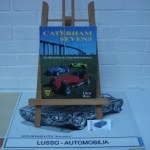 Caterham Sevens: The Official Story of a Unique British Sportscar by Rees, Chris. Hardcover. Language English. Price euro 125,00