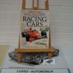 Drawing and Painting Race Cars by Turner, Michael. Signed by Michael Turner. Harcover. Language English. Price euro 40,00
