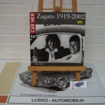 Zagato 1919-2002 (Car Men N 11) by Alfieri. Softcover. Language IT/EN/FR. Price euro 125,00