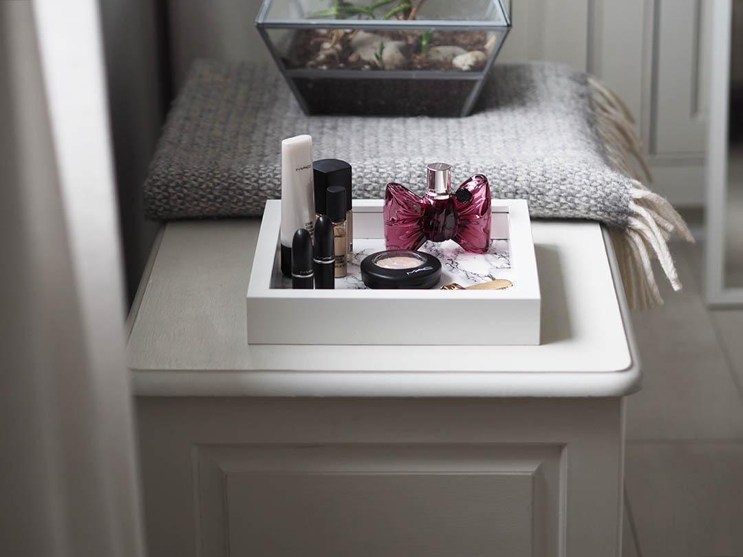 DIY Marble Tray Ikea Hack