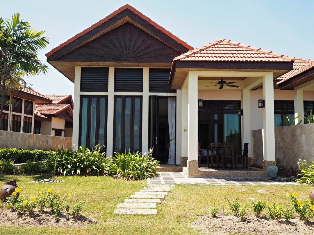 borneo beach villas