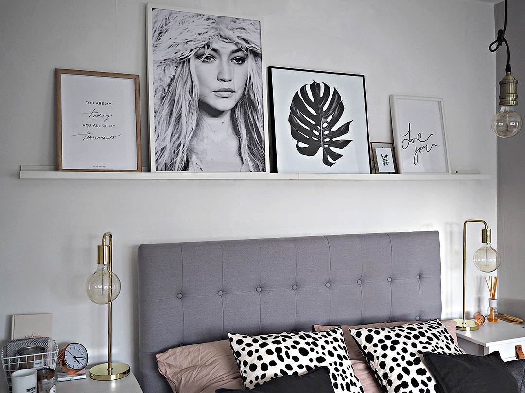 Scandinavian Inspired Bedroom Lust Living