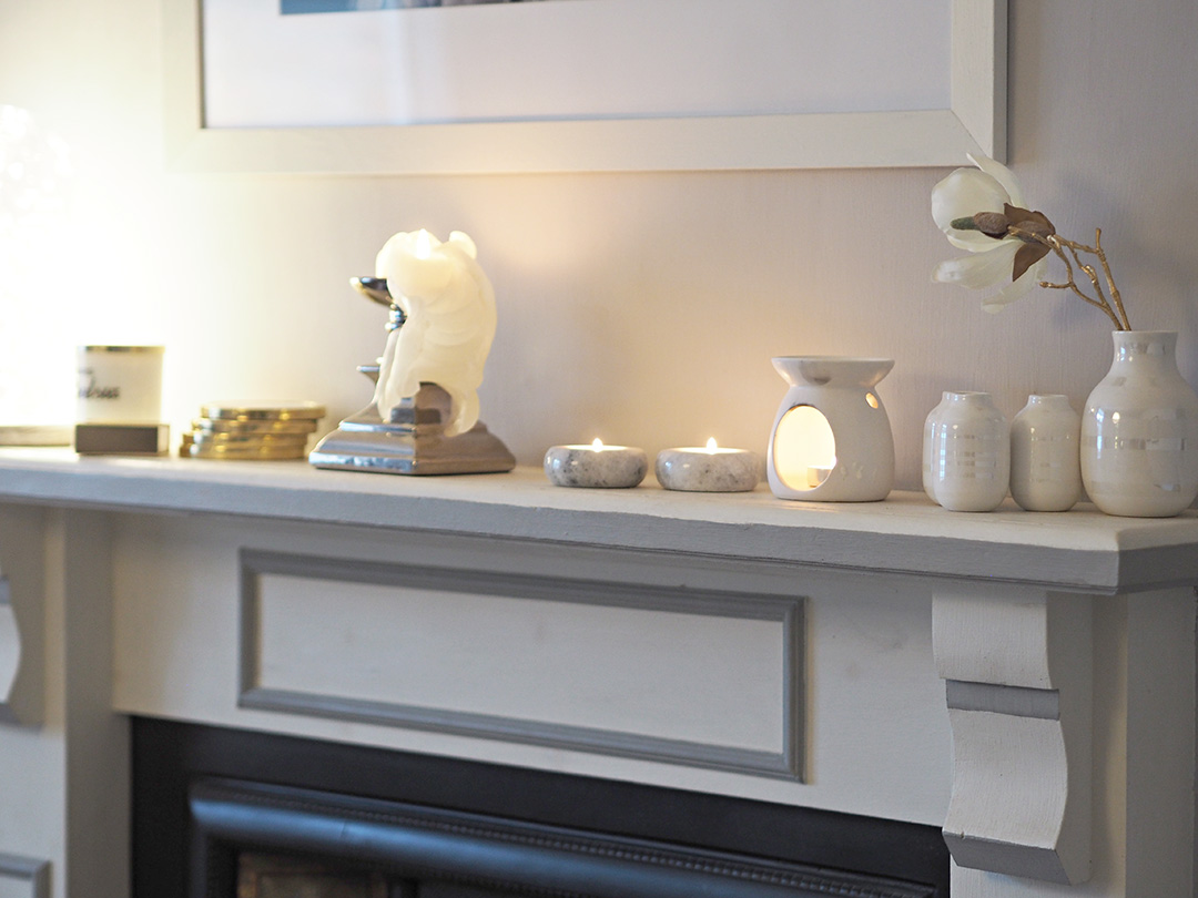 How To Style A Mantelpiece Lust Living