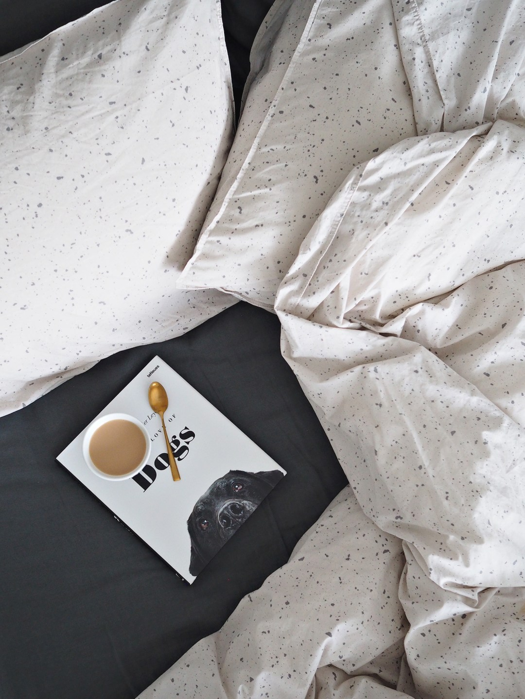 Ferm Living Hush Milkyway Bedding