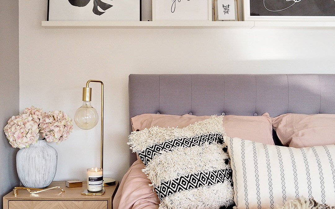 Scandinavian Boho Interiors for Spring/Summer