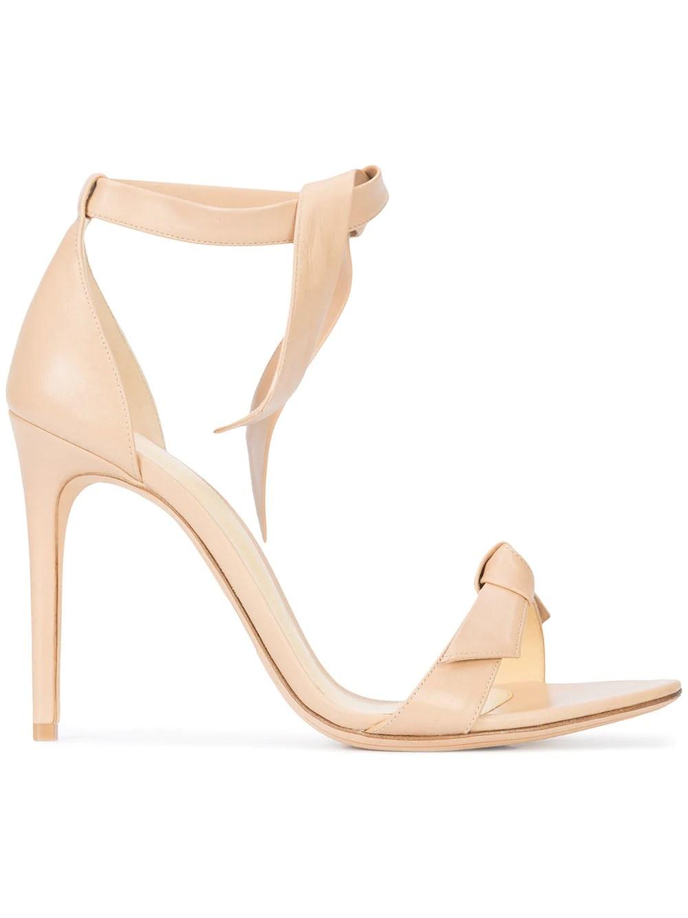 ALEXANDRE BIRMAN Clarita sandals nude