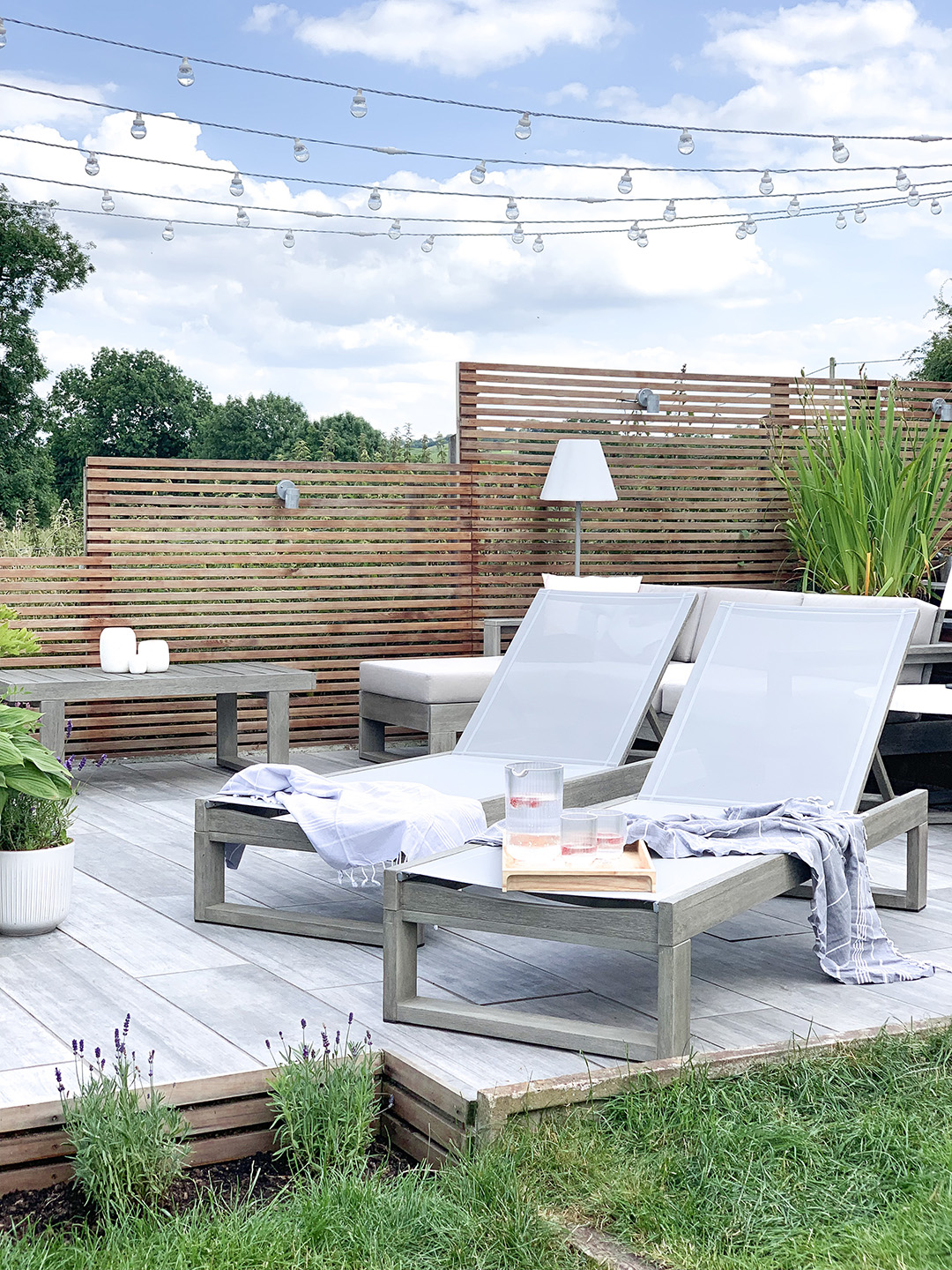 West Elm Portside Outdoor Furniture Range
