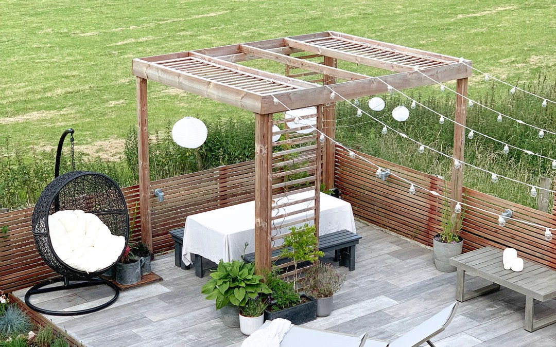 Sustainably Sourced Outdoor Furniture