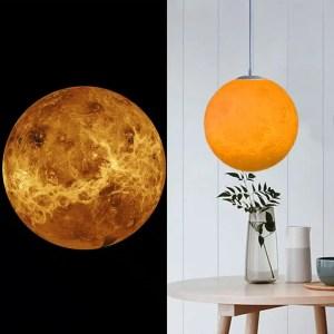 Lustre planète Venus