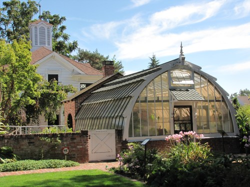 Greenhouse & Carriage House