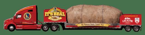 Big Idaho Potato Truck