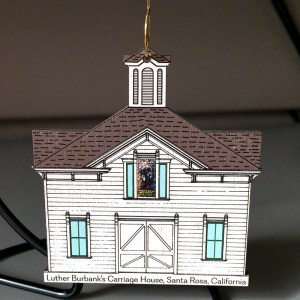 Carriage House ornament