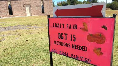 Photo of A Craft Fair with a purpose