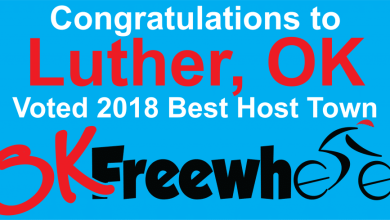Photo of LUTHER: Best Freewheel Host Town