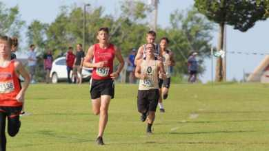 Photo of Luther Cross Country, Top Five and Personal Records