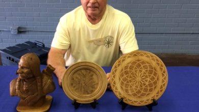 Photo of Woodcarvers Showcase at The Roundbarn